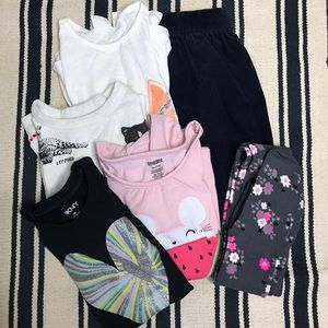 Other - Bundle of 6 Girls Clothes Size 6-8 Years
